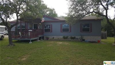 Spring Branch TX Single Family Home For Sale: $149,900