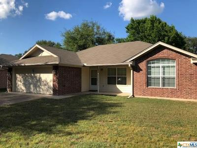Belton TX Single Family Home For Sale: $144,900