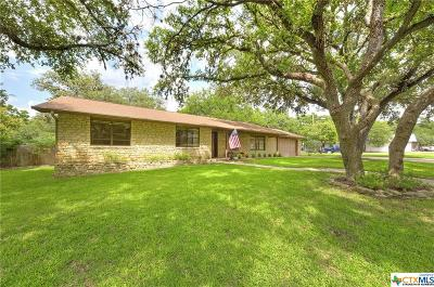 San Marcos Single Family Home For Sale: 1400 Alamo Street