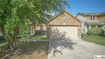 Schertz Single Family Home For Sale: 5724 Maxfli