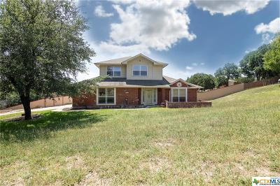 Copperas Cove Single Family Home For Sale: 2642 Big Divide Road