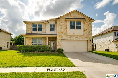 Killeen TX Single Family Home For Sale: $259,999