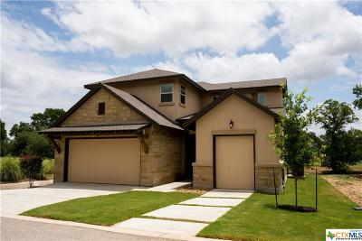 Spring Branch TX Single Family Home For Sale: $449,900
