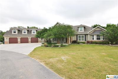 Belton Single Family Home For Sale: 6605 Tollbridge