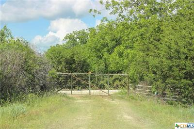 Coryell County Residential Lots & Land For Sale: 1549 County Rd 146