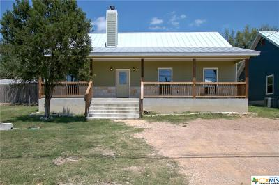 Canyon Lake TX Single Family Home For Sale: $184,500