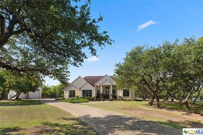 Spring Branch TX Single Family Home For Sale: $495,000
