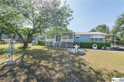 Canyon Lake TX Single Family Home For Sale: $155,000
