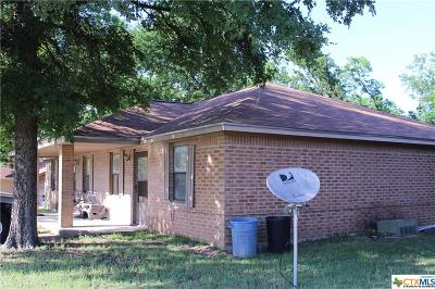 Harker Heights TX Single Family Home For Sale: $118,000