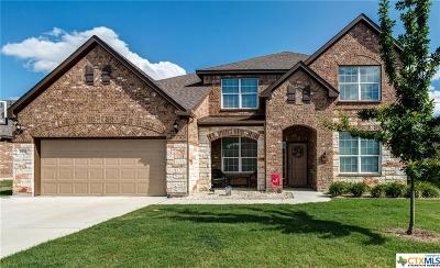 Killeen TX Single Family Home For Sale: $295,000