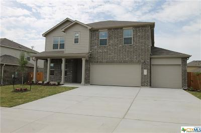 Killeen TX Single Family Home For Sale: $215,986