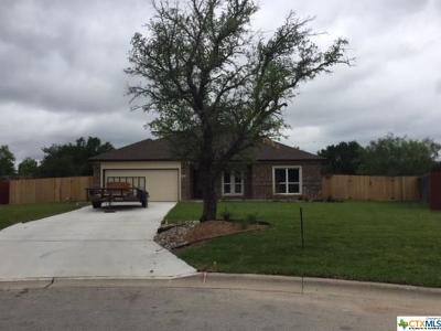 Lampasas Single Family Home For Sale: 46 Samac