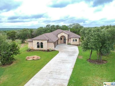 Belton Single Family Home For Sale: 101 Fort Donelson