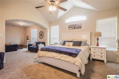 Temple Single Family Home For Sale: 1021 Hk Allen Pkwy