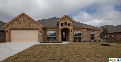 Killeen Single Family Home For Sale: 3603 Dodge City Dr Drive