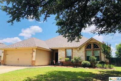 Belton Single Family Home For Sale: 603 Sage Brush