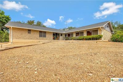 Canyon Lake Single Family Home For Sale: 129 W Outer