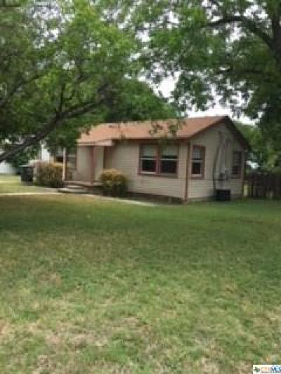 Copperas Cove Single Family Home For Sale: 402 N 4th