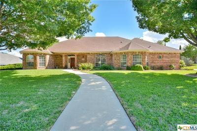 Harker Heights Single Family Home For Sale: 512 Llama Trail