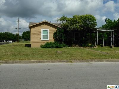 Copperas Cove Single Family Home For Sale: 1010 S 11th Street