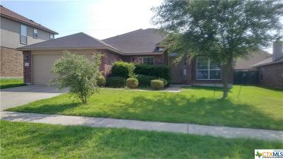 Killeen Single Family Home For Sale: 5422 Birmingham