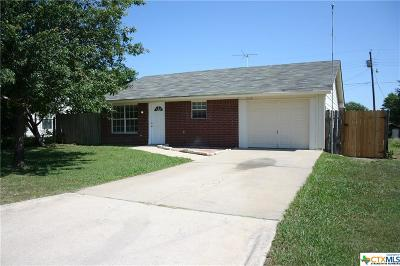Temple Single Family Home For Sale: 2014 Hope