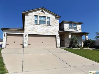 Copperas Cove Single Family Home For Sale: 2005 Terry