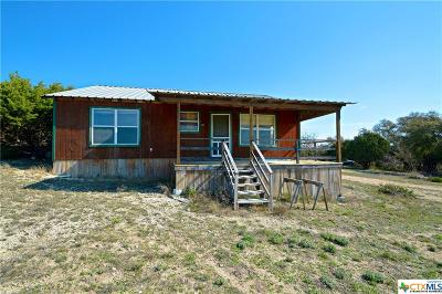 Lampasas Single Family Home For Sale: 2981 County Road 3010