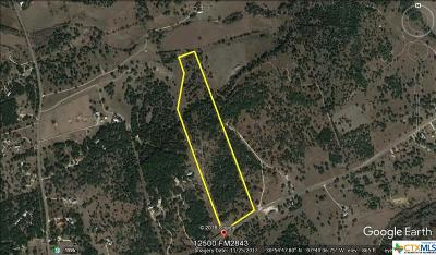 Salado Residential Lots & Land For Sale: 12500 Fm 2843