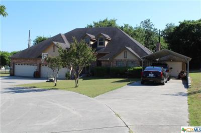 San Marcos Single Family Home For Sale: 105 Hunter Ridge