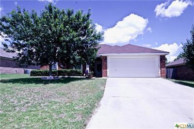 Nolanville Single Family Home For Sale: 320 Nolan Ridge Drive