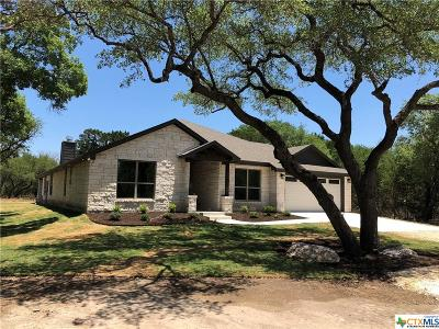 Salado Single Family Home For Sale: 8410 Fm 2484