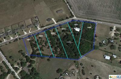 Temple Residential Lots & Land For Sale: 1801 East French Avenue