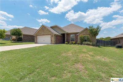 Harker Heights Single Family Home For Sale: 2509 Boxwood
