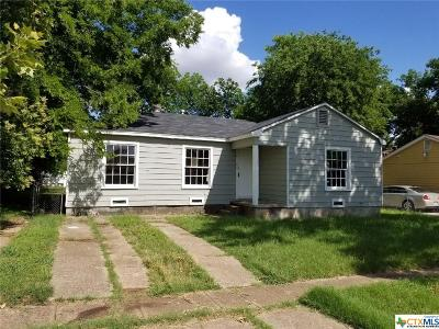 Killeen Single Family Home For Sale: 214 Carter