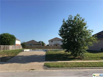 Killeen Residential Lots & Land For Sale: 4208 Jack Barnes Avenue
