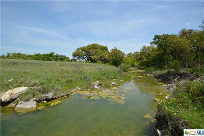 Lampasas Residential Lots & Land For Sale: Cr 2337