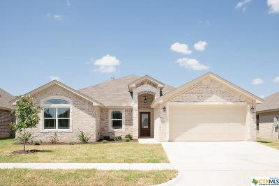 Belton Single Family Home For Sale: 529 Bella Rose Drive