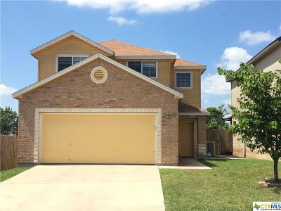 Killeen Single Family Home For Sale: 3302 Regency Court