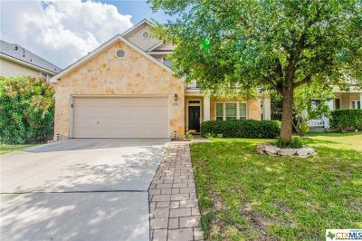 San Antonio Single Family Home For Sale: 22814 Bengal Brook
