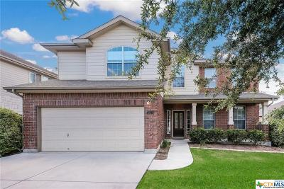 Schertz Single Family Home For Sale: 2621 Riva Ridge
