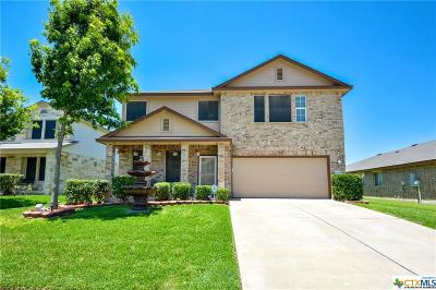 Killeen Single Family Home For Sale: 5005 Bridgewood Drive