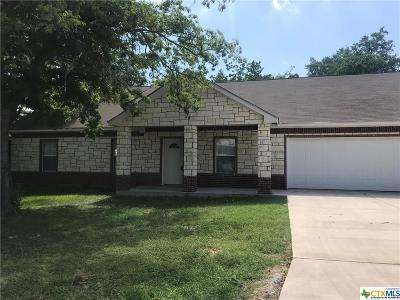 Temple Single Family Home For Sale: 1207 S Main