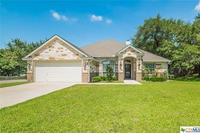 Belton Single Family Home For Sale: 3109 Matador Drive