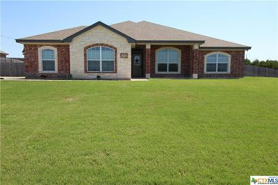 Copperas Cove TX Single Family Home For Sale: $244,900