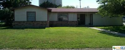 Lampasas Single Family Home For Sale: 212 N Willis