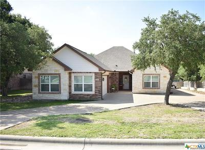 Lampasas Single Family Home For Sale: 2206 Teton Ave