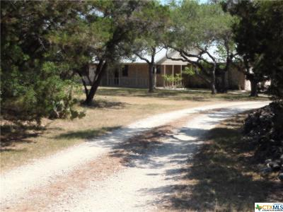 San Marcos Single Family Home For Sale: 106 Rimrock