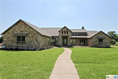 Temple, Belton Single Family Home For Sale: 532 Creekside Drive