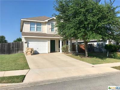 New Braunfels Single Family Home For Sale: 532 Teal
